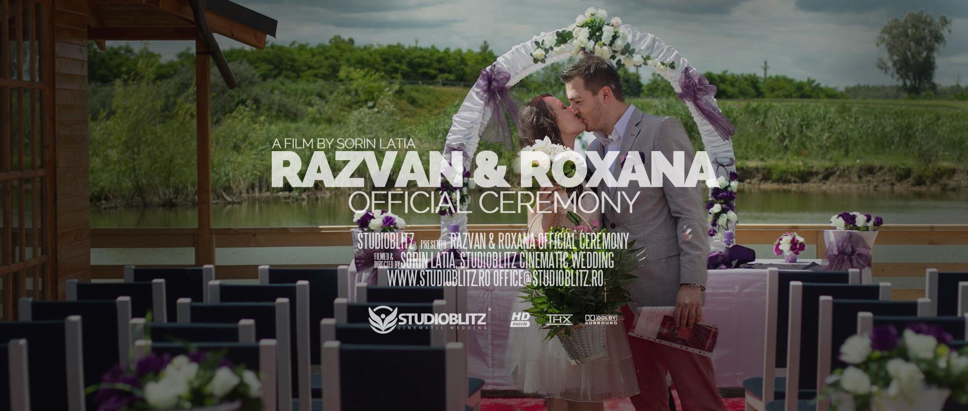 In localitatea Potigrafu a avut loc o filmare profesionista nunta prahova