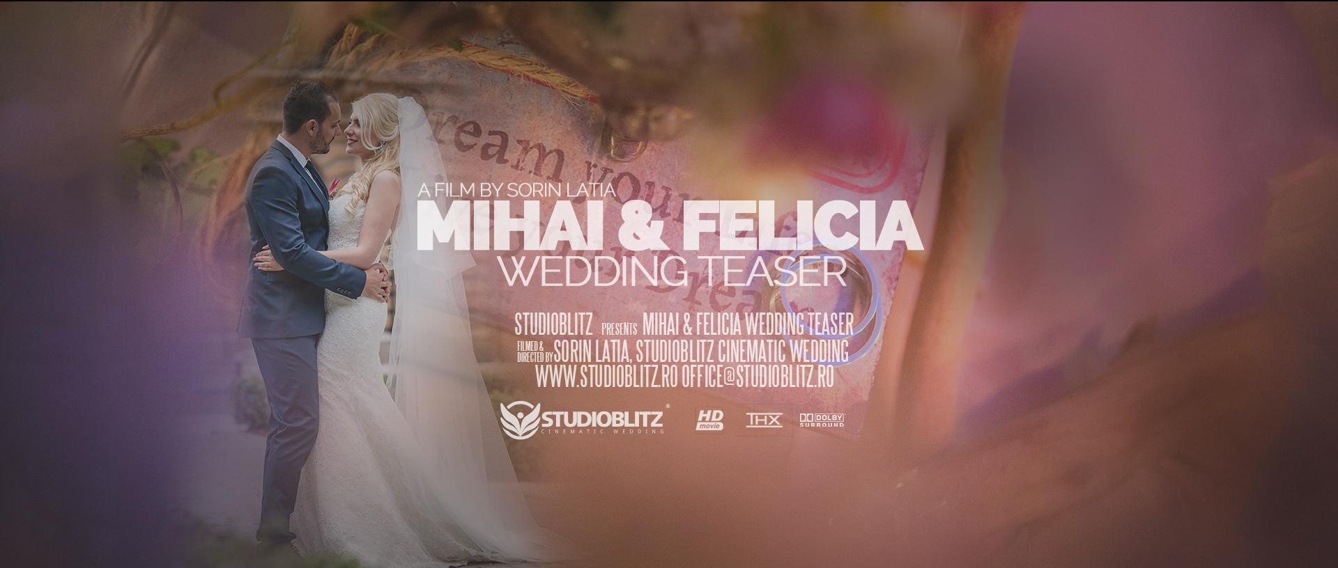 Filmari nunti HD Craiova cu Task si Feli by StudioBlitz