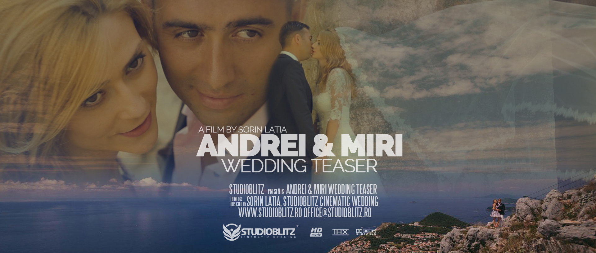 Filmari nunti profesionale